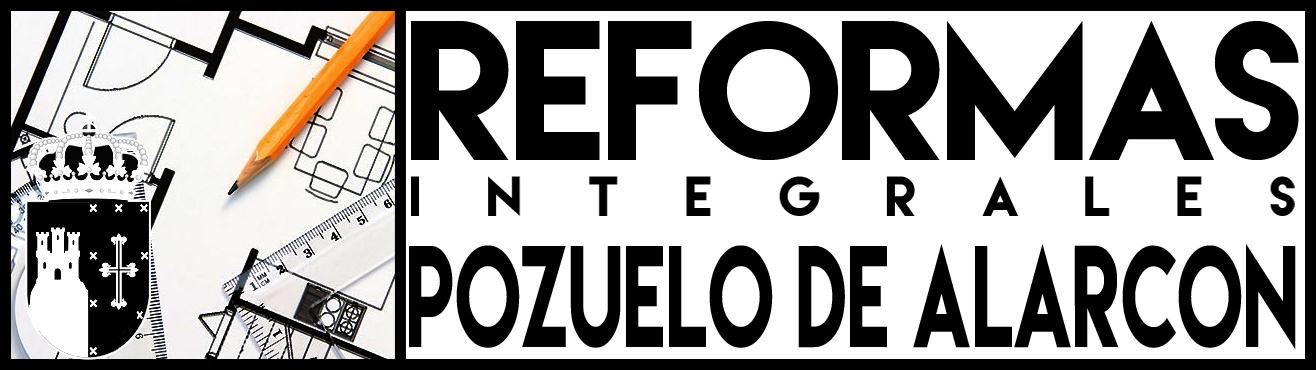 Reformas integrales en Pozuelo de Alarcon