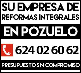 Empresa de reformas integrales en Pozuelo de Alarcon